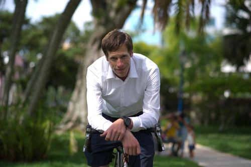 Tucker Murphy Introducing Murphy39s law Bermuda Sun