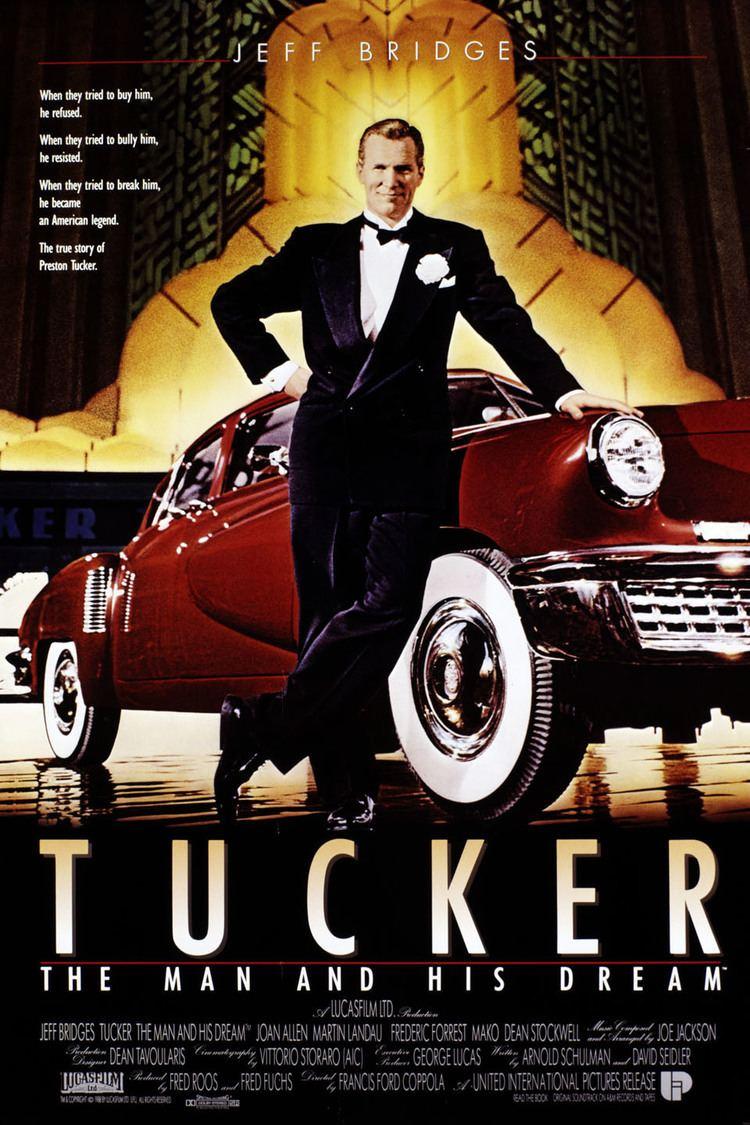 Tucker: The Man and His Dream wwwgstaticcomtvthumbmovieposters10983p10983