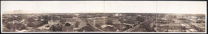 Tucson, Arizona in the past, History of Tucson, Arizona