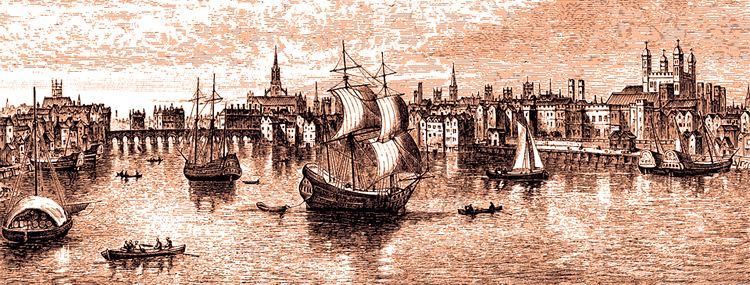 Tudor period The Port of London in the Tudor period The History of London