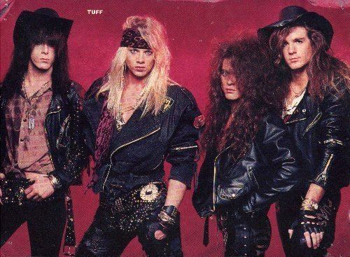 Tuff (band) TUFF discography top albums reviews and MP3