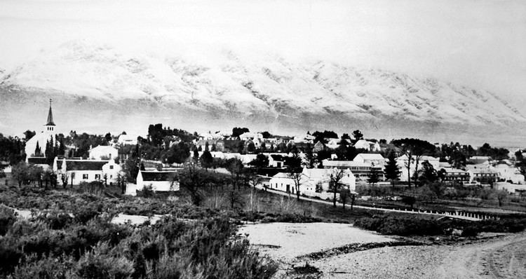 Tulbagh in the past, History of Tulbagh