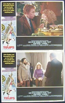 Tulips (film) movie poster