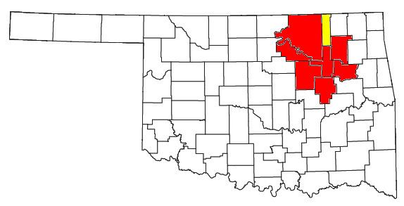Tulsa metropolitan area
