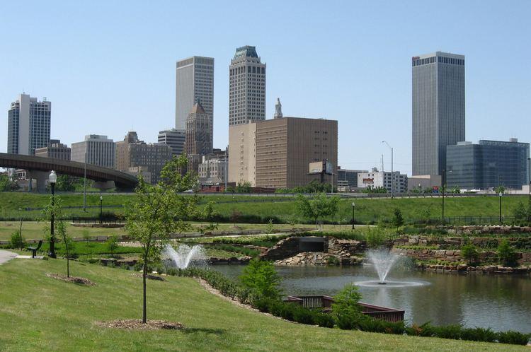 Tulsa, Oklahoma Tulsa Oklahoma Wikipedia