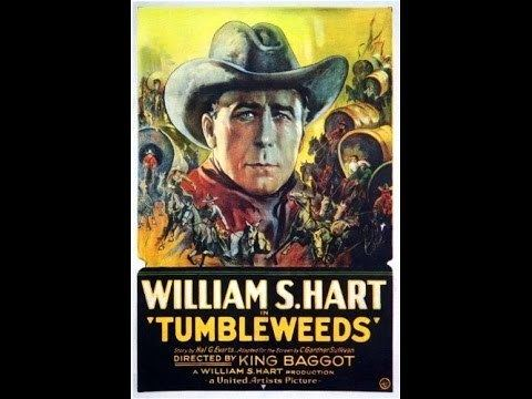 Tumbleweeds (1925 film) Western Tumbleweeds 1925 William S Hart Barbara Bedford Lucien