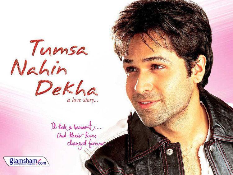 Tumsa Nahin Dekha: A Love Story movie scenes Tumsa Nahin Dekha Wallpaper