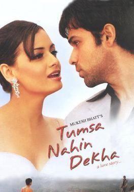 Tumsa Nahin Dekha: A Love Story movie poster