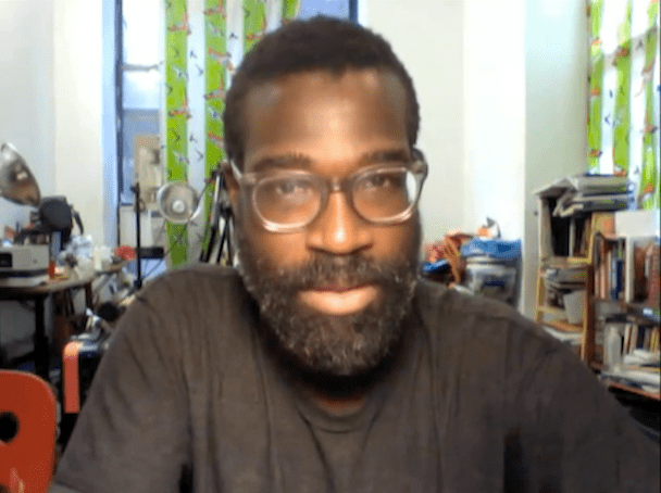 Tunde Adebimpe Watch TV On The Radio39s Tunde Adebimpe Give Love Advice To