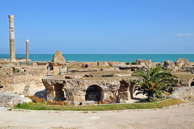 Tunis in the past, History of Tunis