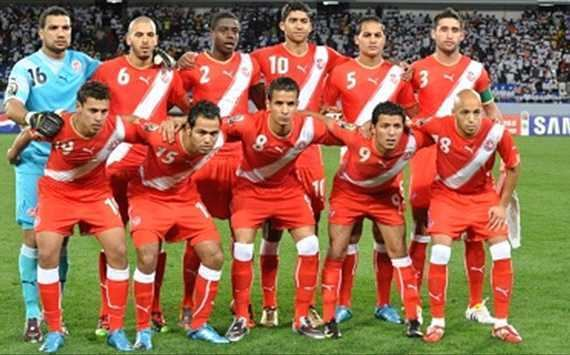 Tunisia national football team Average Height And Weight Of African Football Players Sports Nigeria