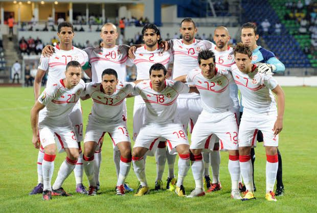 Tunisia national football team imagessupersportcomtunisiasquad2013jpg