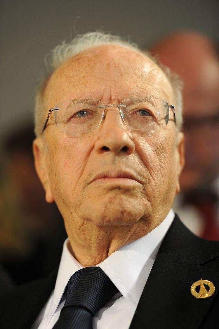 Tunisian presidential election, 2014