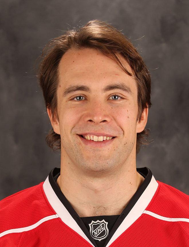 Tuomo Ruutu Tuomo Ruutu New Jersey Devils National Hockey League