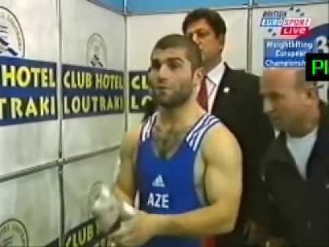 Turan Mirzayev Turan Mirzayev 69 2003 European Weightlifting Championship All