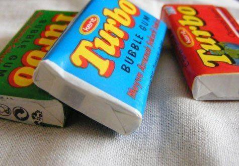 Turbo (chewing gum) Turbo chewing gum Wikipedia