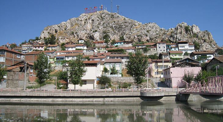 Turhal Towns in the valleys of northern Turkey Turhal and Zile