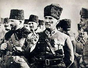 Turkish War of Independence The War of Independence Erkut Aldeniz Senior Travel Consultant