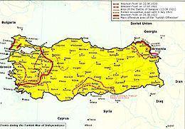 Turkish War of Independence Turkish War of Independence Wikipedia