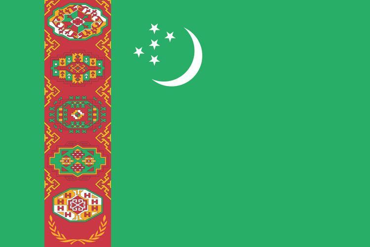 Turkmenistan at the 2015 World Aquatics Championships