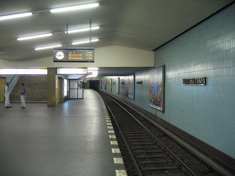 Turmstraße (Berlin U-Bahn)