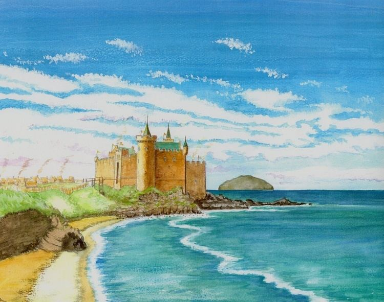 Turnberry Castle Turnberry Castle and King Robert the Bruce of Scots
