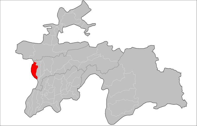 Tursunzoda District