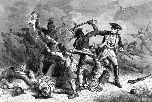 Tuscarora War Carolina Noteworthy Events The Tuscarora War