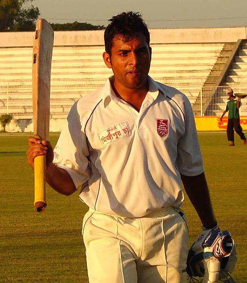 Tushar Imran (Cricketer)