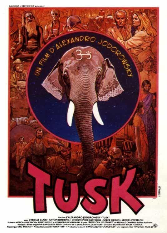 Tusk (1980 film) movieposters2038netpTuskjpg