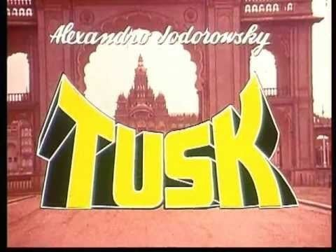 Tusk (1980 film) Tusk 1980 Original Trailer Alejandro Jodorowsky YouTube