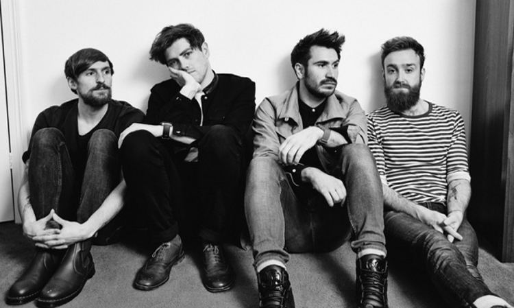 Twin Atlantic Hear A Preview Of New Twin Atlantic Music News Rock Sound Magazine