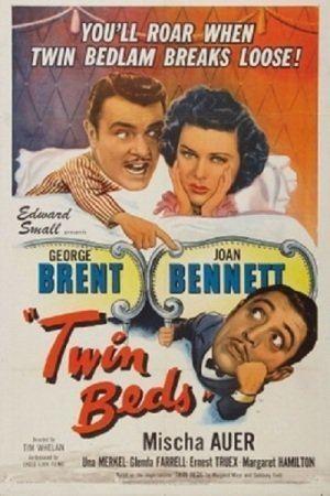 Twin Beds 1942 The Movie Database TMDb