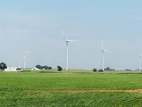 Twin Groves Wind Farm Flickriver Photoset 39Twin Groves Wind Farm McLean County Illinois