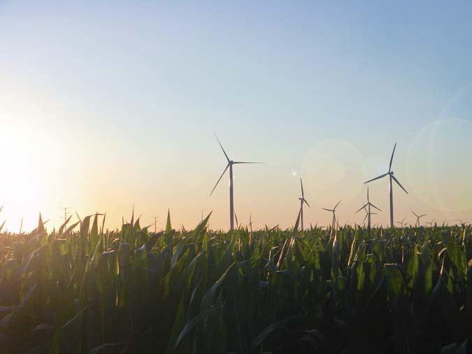 Twin Groves Wind Farm TWIN GROVES WIND FARM BloomingtonNormal Illinois