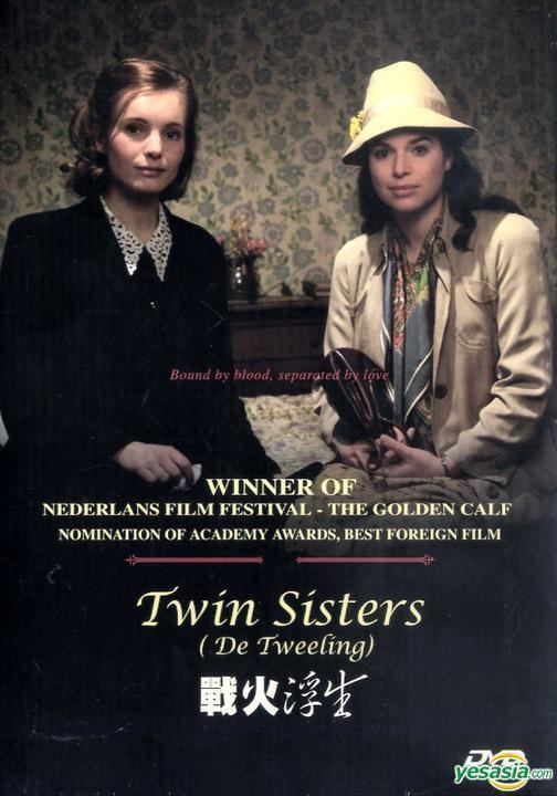 Twin Sisters (2002 film) YESASIA Twin Sisters 2002 DVD Hong Kong Version DVD Uhl