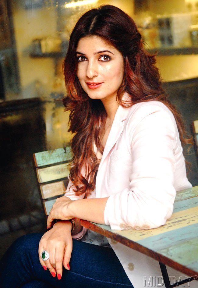 Twinkle Khanna Twinkle Khanna The shining star Life and style
