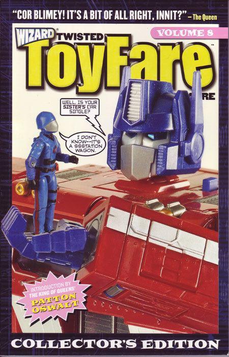 Twisted ToyFare Theatre SpiderFanorg Comics Best Of Twisted ToyFare Theatre TPB