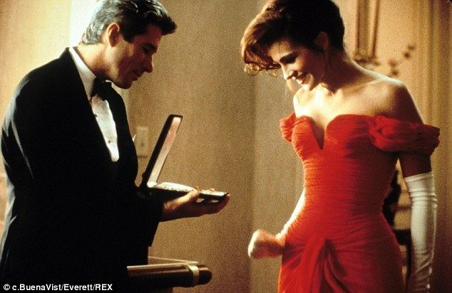Two Knights from Brooklyn movie scenes The iconic necklace scene may have remained but Pretty Woman was originally titled 3 000 and