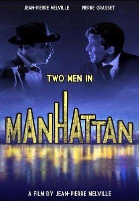 Two Men in Manhattan Two Men in Manhattan Trailer YouTube