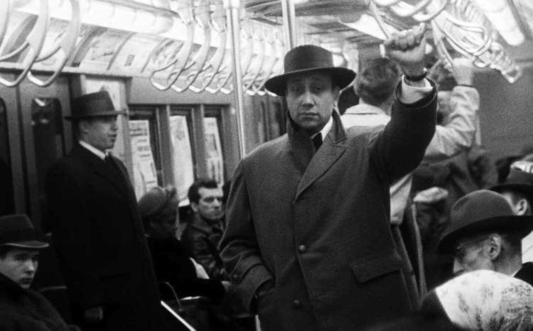 Two Men in Manhattan Film Forum TWO MEN IN MANHATTAN