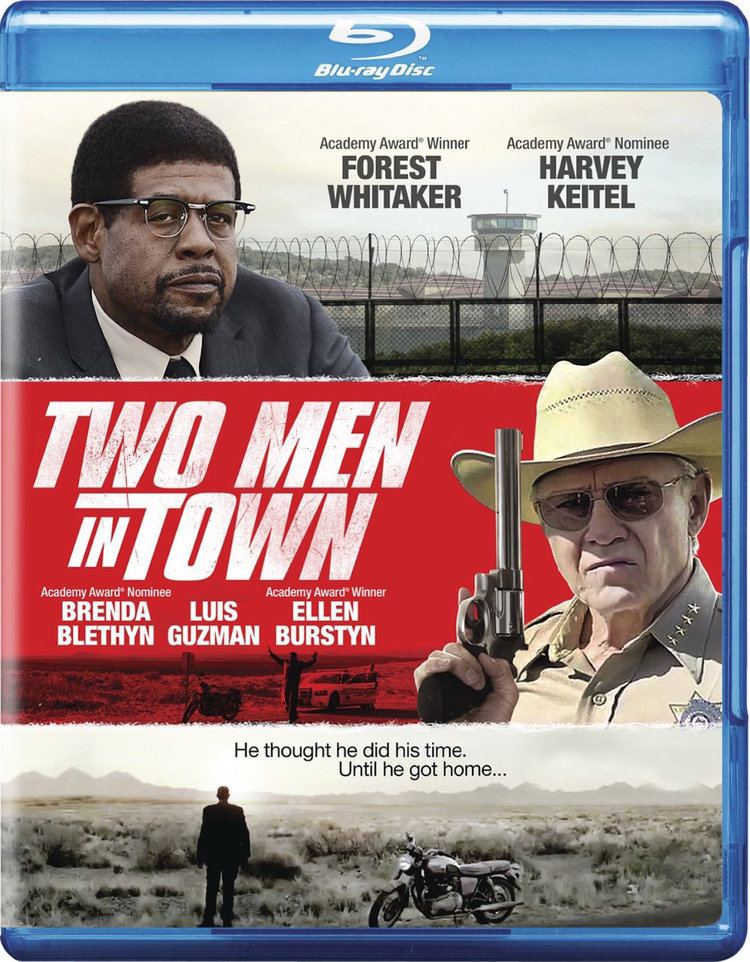 Two Men in Town Bluray