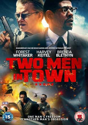 Two Men in Town Anglais