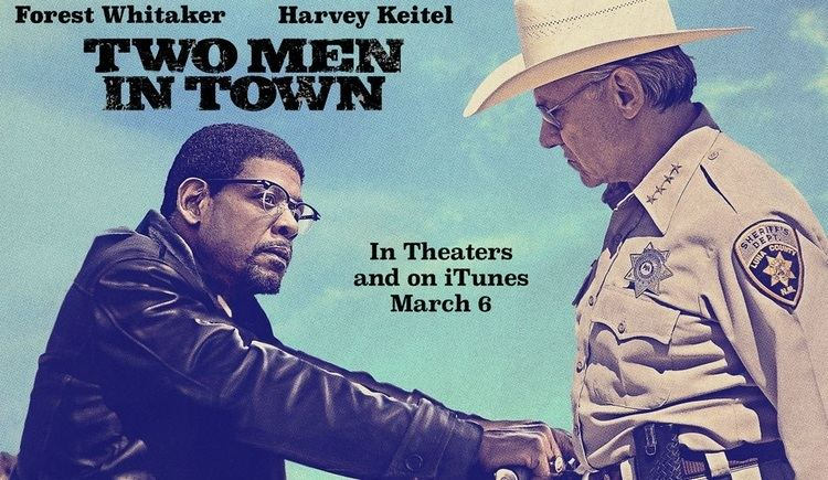 Trailer Release Date for Two Men in Town Forest Whitaker