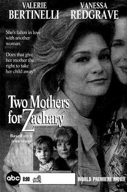 Two Mothers for Zachary movie poster