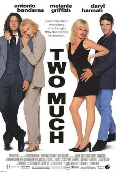 Two Much Two Much Movie Review Film Summary 1996 Roger Ebert