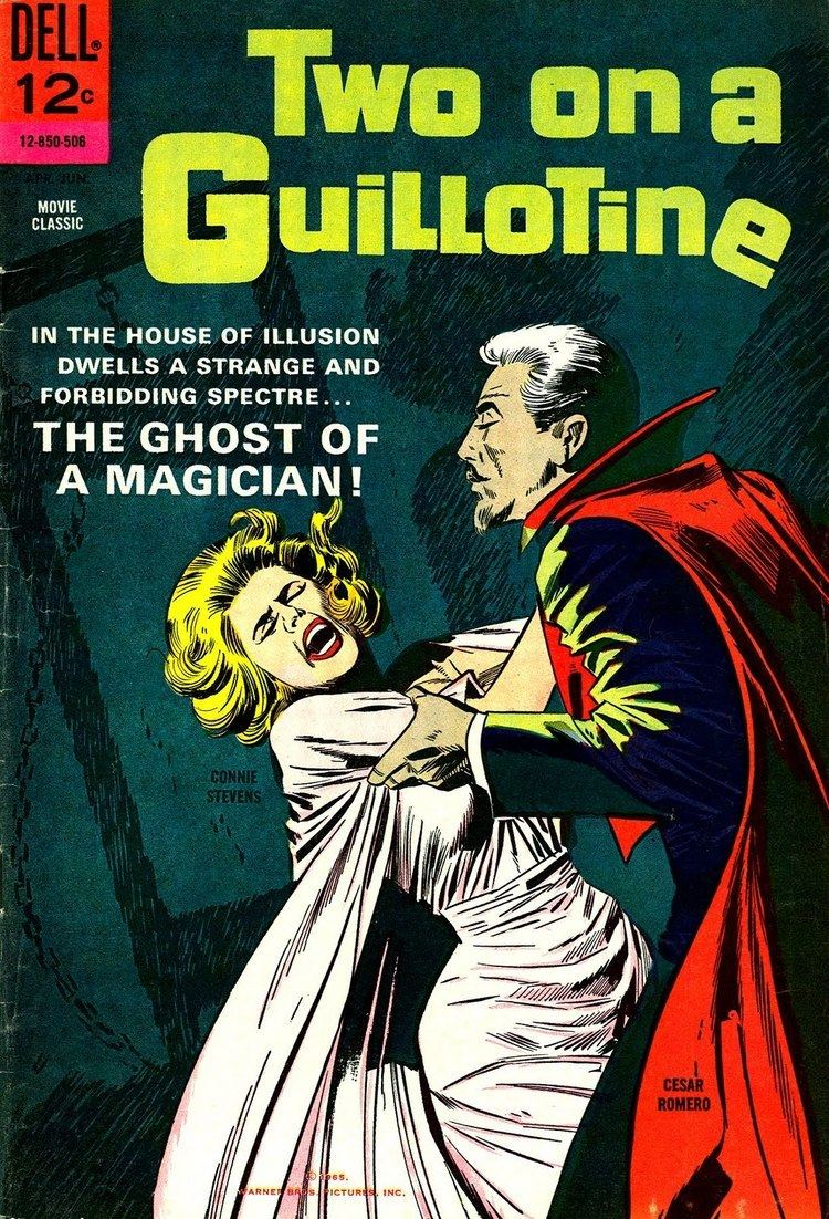 Two on a Guillotine 1965 HORRORPEDIA