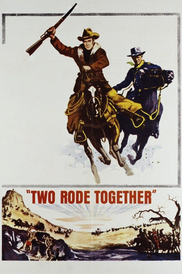 Two Rode Together wwwgstaticcomtvthumbmovieposters2595p2595p