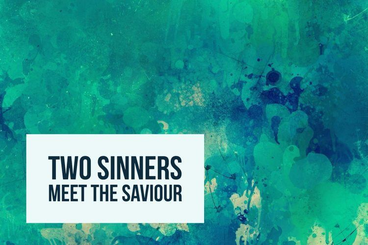 Two sinners meet the saviour Luke 73650 PM Welbeck Road