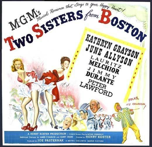 Two Sisters from Boston Movie Posters From Movie Poster Shop